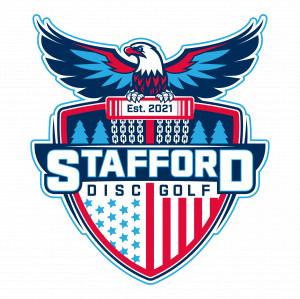 Stafford Disc Golf Club logo