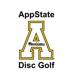 Appalachian State University Disc Golf Club logo