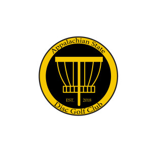 Appalachian State University Disc Golf Club logo