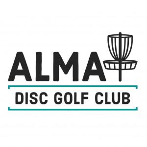 Alma Disc Golf Club logo