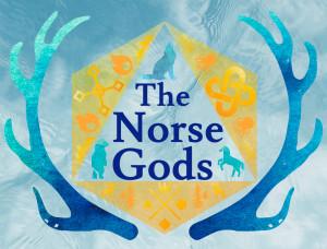 The Norse Gods logo