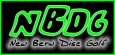 New Bern Disc Golf logo
