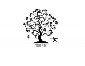 Tree Love Disc Club logo