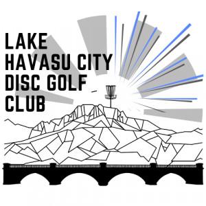LHC Disc Golf Club logo