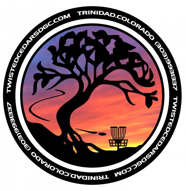 Twisted Cedars DGC logo