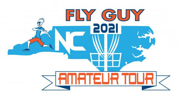 Fly Guy North Carolina Amateur Tour Sponsored by Dynamic Discs logo