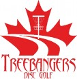 Treebangers Disc Golf logo