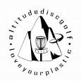 Altitude Disc Golf logo