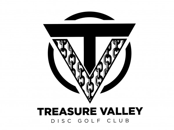 Treasure Valley Disc Golf logo