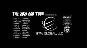 2021 ECO Tour logo