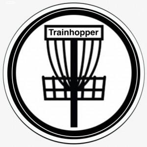 Trainhopper Disc Golf logo