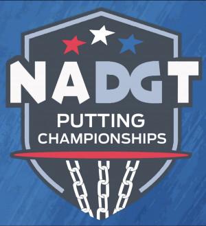 Online Putting League by NADGT logo