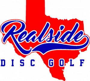 Realside Disc Golf logo