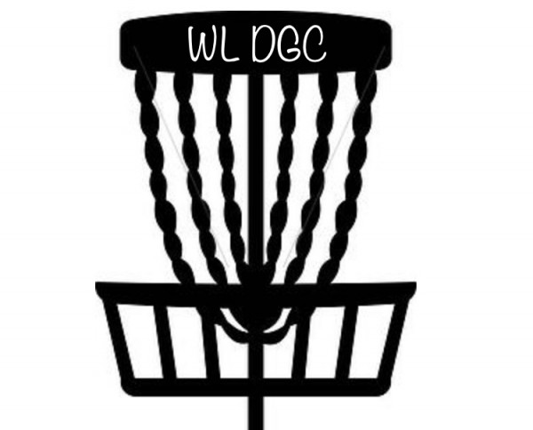 White Lake Disc Golf Club logo