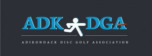 Adirondack Disc Golf Association logo