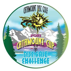 Catamount Disc Golf logo