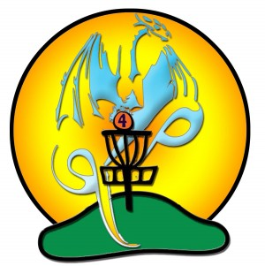 Medina Disc Golf logo