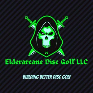 Elderarcane Disc Golf logo