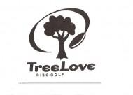 TreeLove DiscGolf Club logo