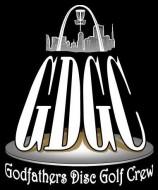 Godfathers Disc Golf Crew logo