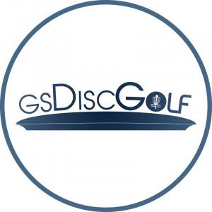 gsDisc Golf logo