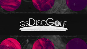 gsDisc Golf logo