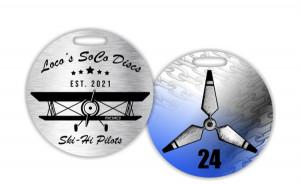 Ski-Hi Pilots logo