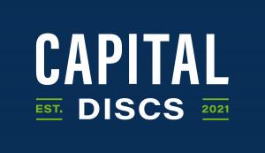 Capital Discs logo
