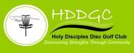 Holy DISC-iples DG Club logo