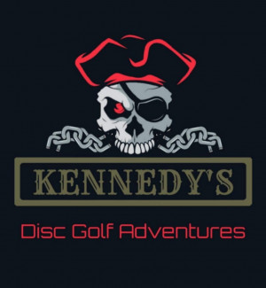 KENNEDY'S Disc Golf Adventures logo