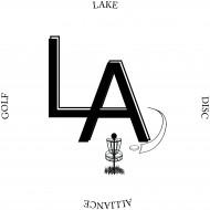 Lake Alliance Disc Golf Club logo