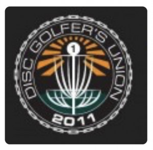DGU Disc Golfers Union logo