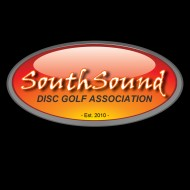 South Sound Disc Golf Association logo