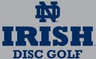 Notre Dame Disc Golf Club logo