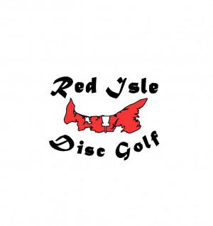 Red Isle Disc Golf logo