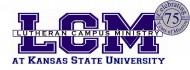 Lutheran Campus Ministry at Kansas State University logo
