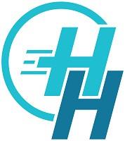 Hi-Line Hyzers Disc Golf logo