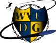 West Virginia University Disc Golf Club logo