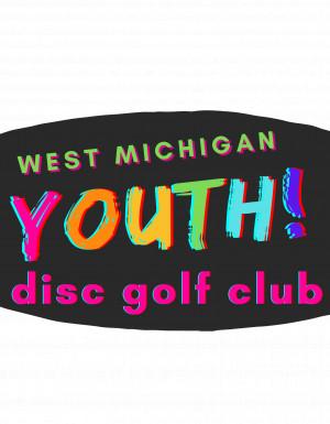 West Michigan Youth Disc Golf Club (Official) logo