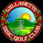 Willamette Disc Golf Club logo