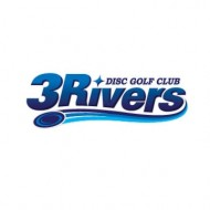 3 Rivers Disc Golf Club logo