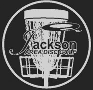 Jackson Area Disc Golf Club logo