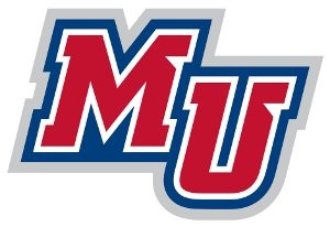 Malone University Disc Golf Club logo