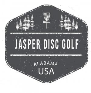 Jasper Disc Golf logo