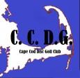 Cape Cod Disc Golf Club logo