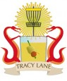 Tracy Lane Frisbee Team logo