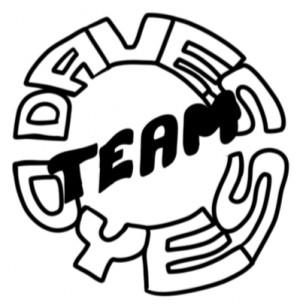 Team Dave's Dye's logo