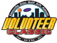 Knoxville Disc Golf logo