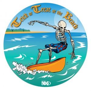 Cape Henlopen Disc Golf logo