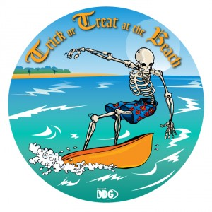 Cape Henlopen Disc Golf logo